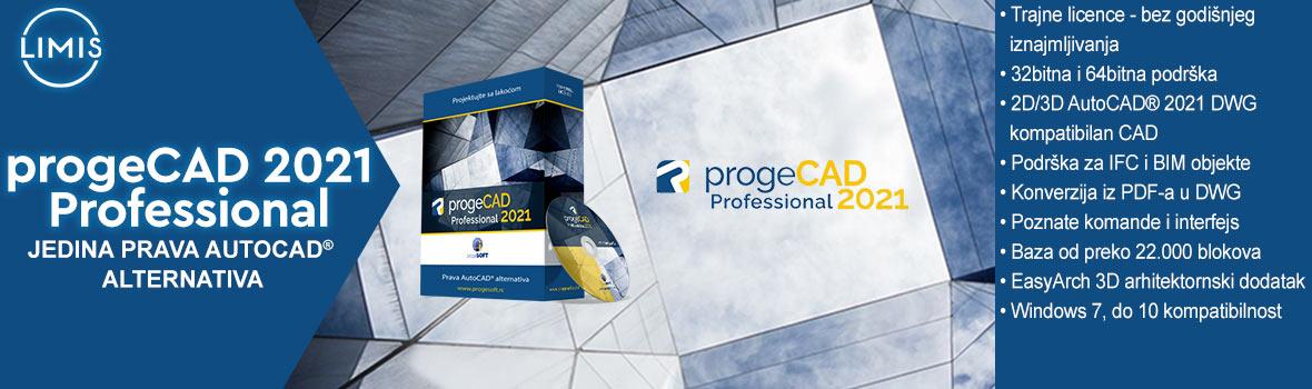 progeCAD 2021 Professional